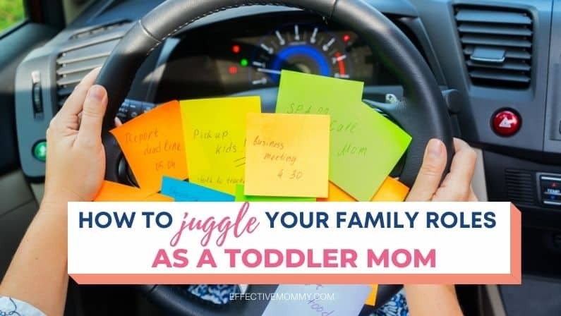How to Juggle Multiple Family Roles as a Mom