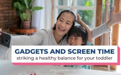 Young Kids and Screen Time: Striking a Healthy Screen Time Balance
