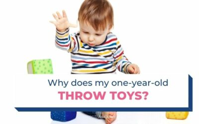 Why Does My Toddler Throw Toys Instead of Playing With Them?