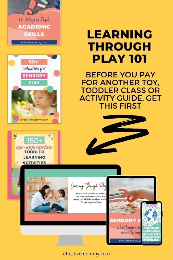 learning through play online course