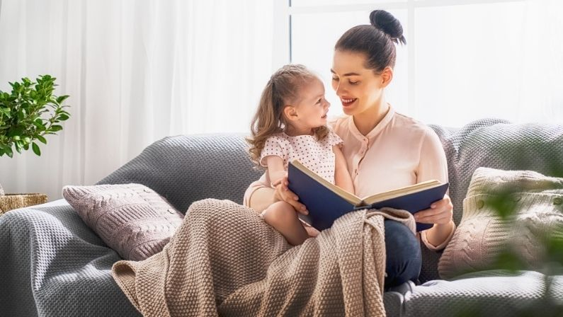 Benefits of Reading to Your Toddler