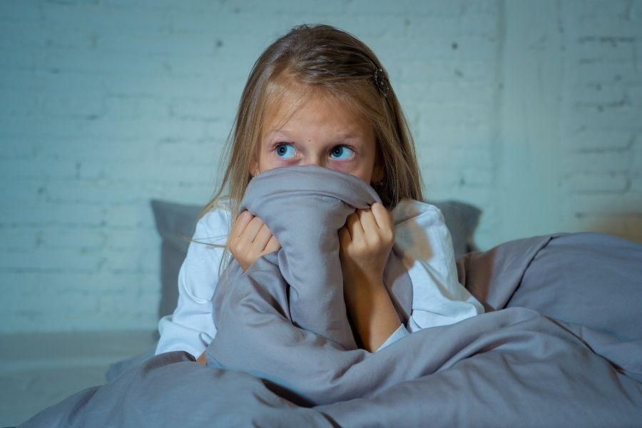 Night Terrors in Toddlers